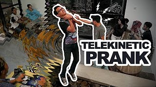 TELEKINETIC PRANK !!! - INDONESIA