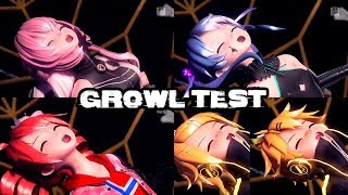 GROWL TEST (Ghost Rule)