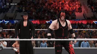 WWE 2K18 : The Brothers Of Destruction Entrance &  Victory Motion