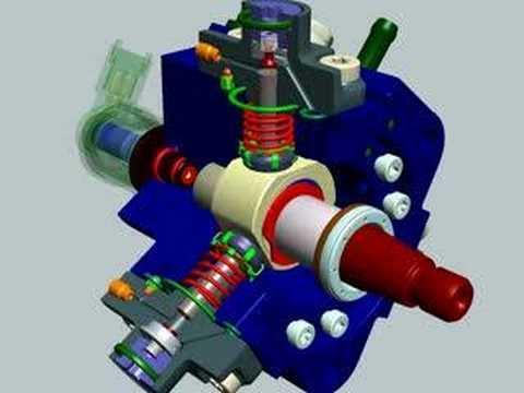 Bosch CP1H Çalışması - Teknik Dizel