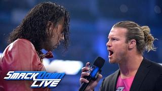 Dolph Ziggler calls out Shinsuke Nakamura: SmackDown LIVE, May 9, 2017