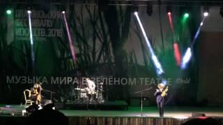 Violons Barbares live Voronezh Воронеж Зеленый театр 12.06.2016