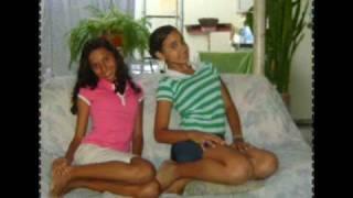 Jasmine e Thaísa !