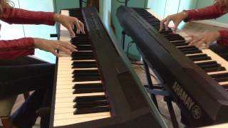 Once Upon a Time- Main Title Theme - Piano cover