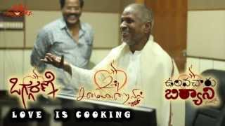 Un Samayal Arayil - Ilayaraja Recording Song with Kailash Kher - Prakash Raj Film