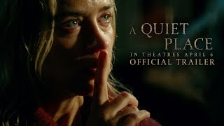 A Quiet Place (2018) - Official Trailer - Paramount Pictures