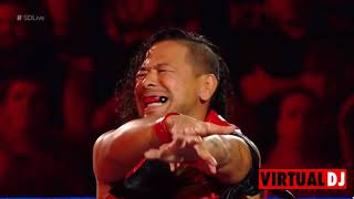 Shinsuke Nakamura Debut But With His NJPW Theme