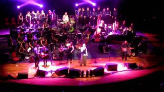 James- Say Something Live at Symphony Hall 24th Oct 2011