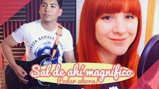 Sal de ahí magnífico poder ahora (Dragon Ball Z) / Cover By Piyoasdf Feat. David Olivares