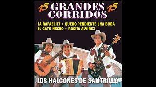 Los Halcones Del Salitrillo - Joaquin Murrieta