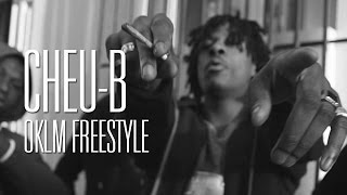 CHEU-B - Martial Anthony OKLM Freestyle (Prod. By Ghost Killer Track)