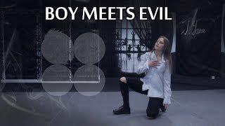 방탄소년단 (BTS) - Boy Meets Evil (dance cover by J.Yana)