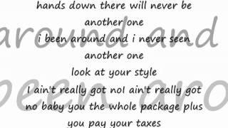 Bruno Mars Ft. B.o.B - Nothin' On You Lyrics [OFFICIAL]