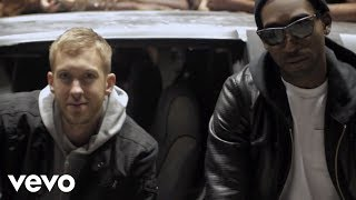 Calvin Harris - Drinking From The Bottle(BTS) ft. Tinie Tempah