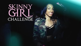 "Dj Smallz 732 x Nyema - ""Skinny Girl Challenge"" [Music Video] 