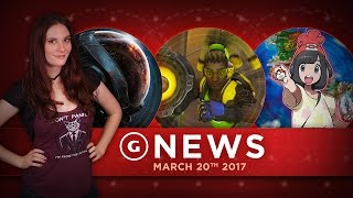 Mass Effect: Andromeda PC Patch & Pokemon Coming To Switch?! - GS Daily News