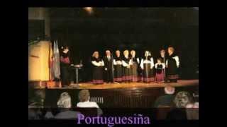 Portuguesiña  - Agrupación Cultural Lembranzas de Cambados (Argentina)