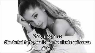 Ariana Grande   One Last Time Feat Fedez    Traduzione Italiana
