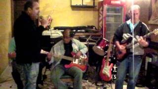 The Virtuals - Caricas Bar - Video 4 (Something)- 7°festival de Surf Music.