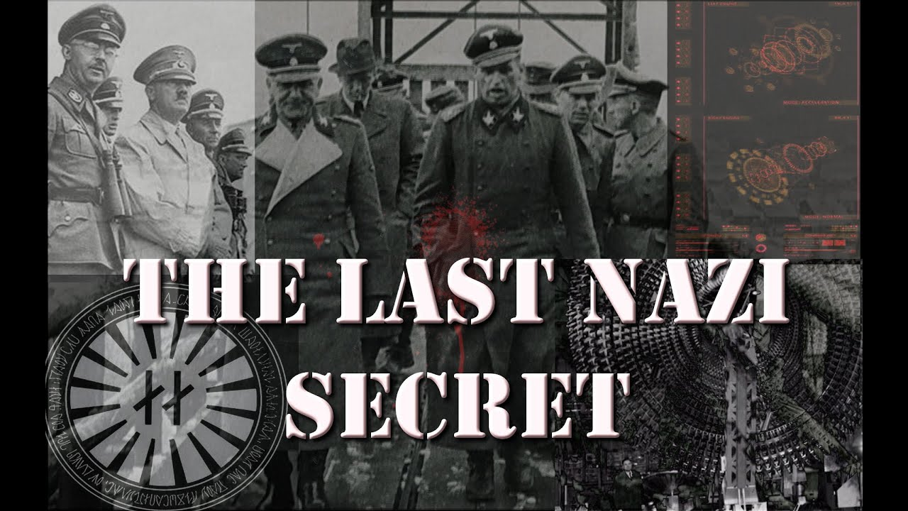 The Last Nazi Secret - The Beginning