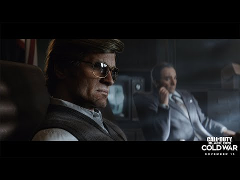 WTFF::: Call of Duty: Black Ops Cold War gets new look at story