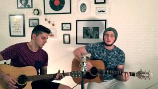 Dancing On My Own - Calum Scott (Luzias acoustic cover)
