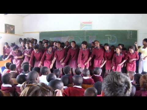 Bulugha School Concert – Wild Coast, South Africa