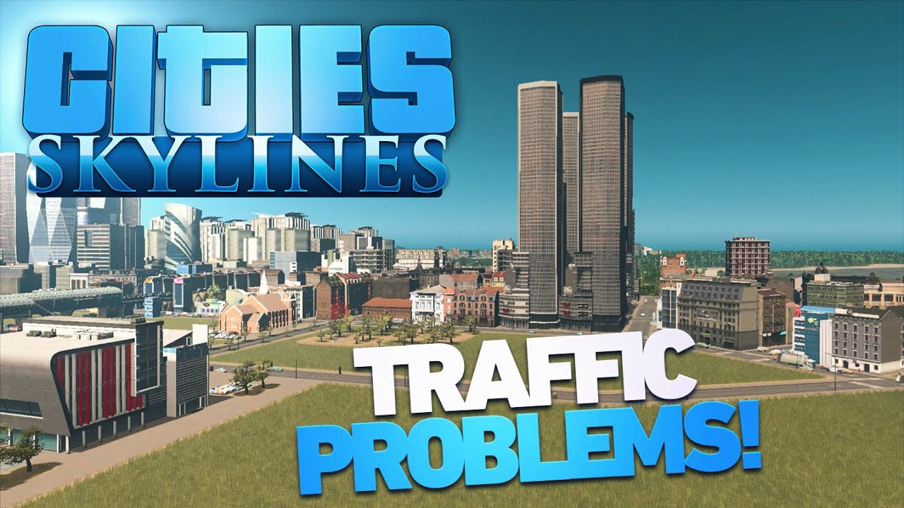 Zanitor - A Little Traffic Management!- Cities: Skylines