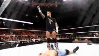2006-2011: WWE CM Punk 1st Theme Song: ''This Fire Burns'' HD + Download Link