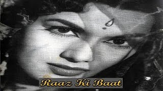 Raaz Ki Baat (1962) Hindi Full Movie | Agha, Abhi Bhattacharya | Hindi Classic Movies width=