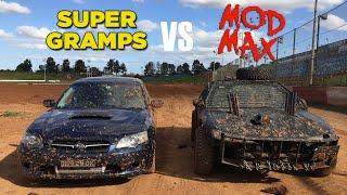 MOD MAX vs SUPER GRAMPS