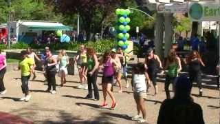 Zumba by Tone Fitness at Earth Day 2012!