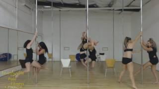Dirty Harry routine - Australia pole party