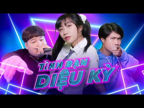 TÌNH BẠN DIỆU KỲ - AMEE, RICKY STAR, LĂNG LD | DI DI ft MAZK x D2N COVER