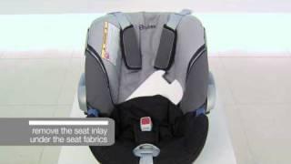 Aton Car Seat - Features - Mamas & Papas