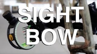 How to Sight-in a Compound Bow
