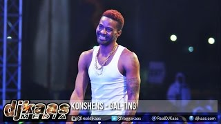 Konshens - Gal Thing ▶Blacklight Riddim ▶Dre Skull ▶Dancehall 2015