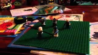 Daniel LEGOs