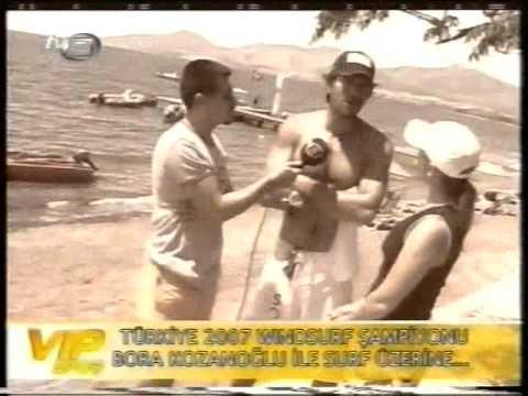 Bora Kozanoğlu - TV8 Vip Spor Kısım 1