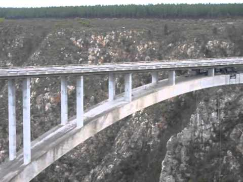 World's Highest Bungee Jump Bridge