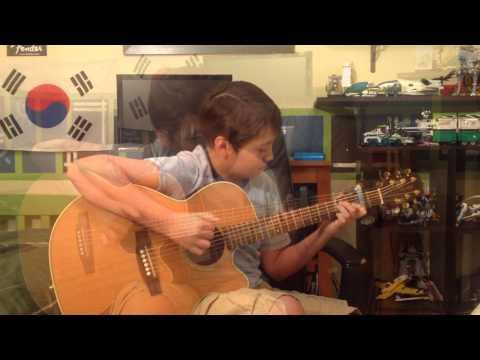 Summertime Sadness - Lana Del Rey - Fingerstyle Acoustic Guitar ...