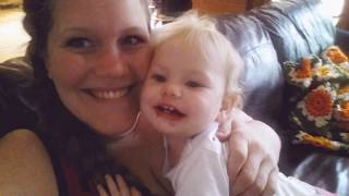 Extended Breastfeeding:  One of the ways my toddler tells me she is ready to nurse width=