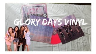 LITTLE MIX GLORY DAYS VINYL (RSD'17) UNBOXING