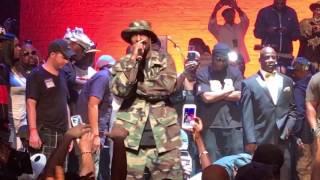 Eric B. & Rakim Perform I Know You Got Soul For 30th Anniversary