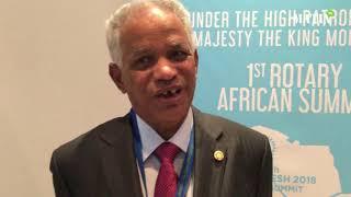 Rotary international : Le développement durable en Afrique débattu à Marrakech