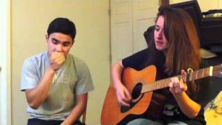 Michelle McHugh ft. Ryan Mazon- Grenade (Bruno Mars Cover)