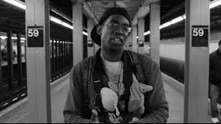 Verbal Ase's Crazy Train Beatbox - NYC Subway 2014