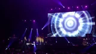 """Pitbull - Back in time """"live"""""""