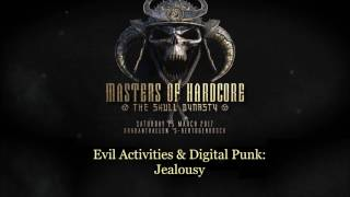 Evil Activities & Digital Punk: Jealousy