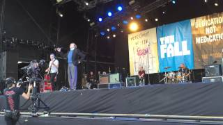 The Fall - Glastonbury 2015